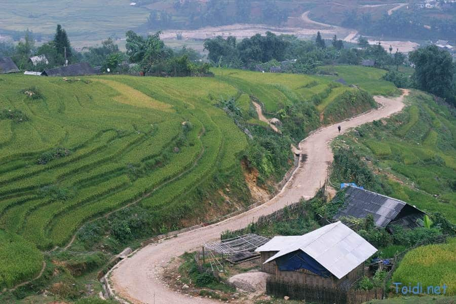 Ban Ta Van Kinh nghiệm du lịch Sapa