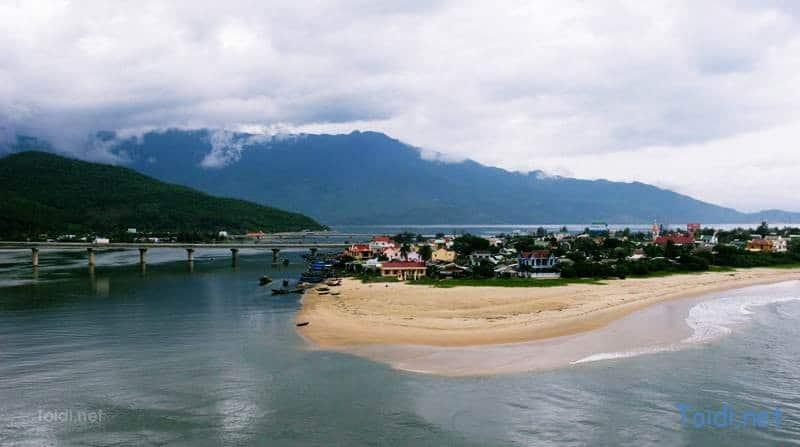 Bien Lang Co Du lịch bụi Huế