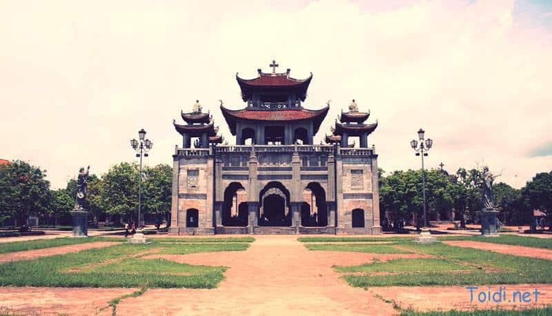 nhà thờ Phat Diem