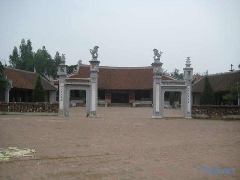 IMG 1470 Du lịch Làng cổ Đường Lâm