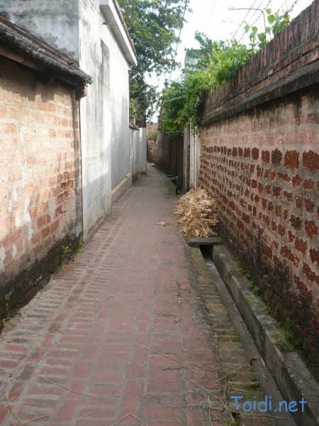 P1030524 Du lịch Làng cổ Đường Lâm