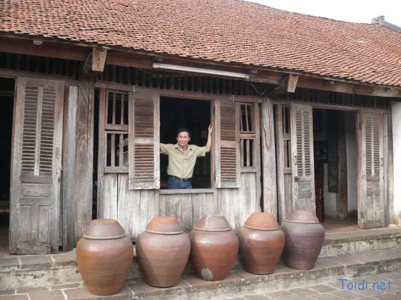 P1030551 Du lịch Làng cổ Đường Lâm