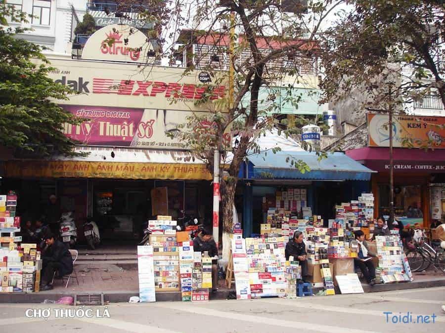 Một ngày ở Hà Nội
