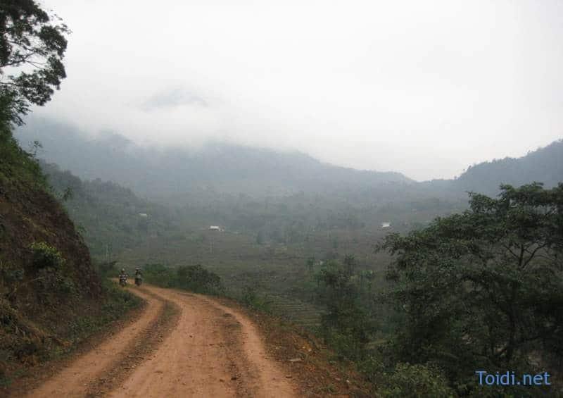 Trekking Pu Luong