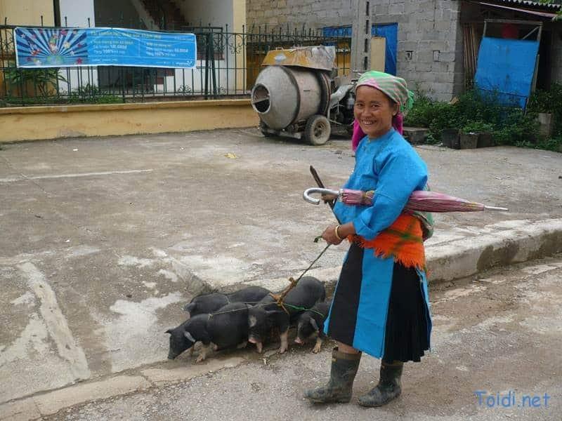 Phiên chợ Đồng Văn, du lịch Hà Giang