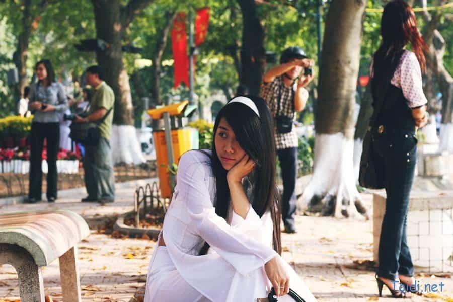 Con gái Hà Nội