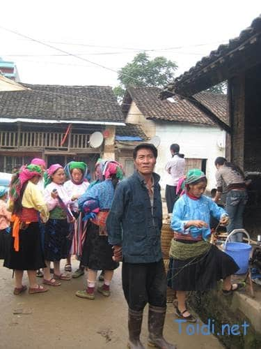 người Mông Hà Giang