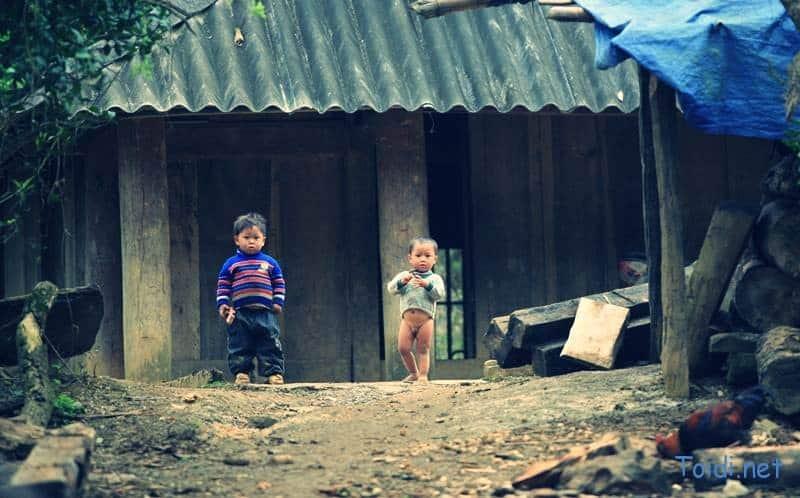 Người Mông ở Mộc Châu
