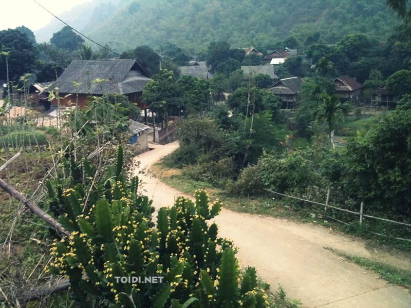 nha san Mai Chau