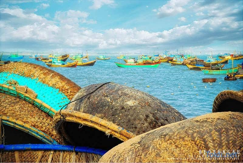 Bien Phan Thiet Kinh nghiệm du lịch Mũi Né Phan Thiết