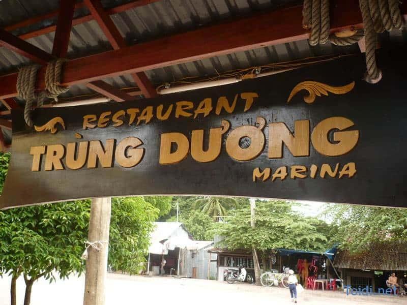 Nhà hàng ở Phú quốc