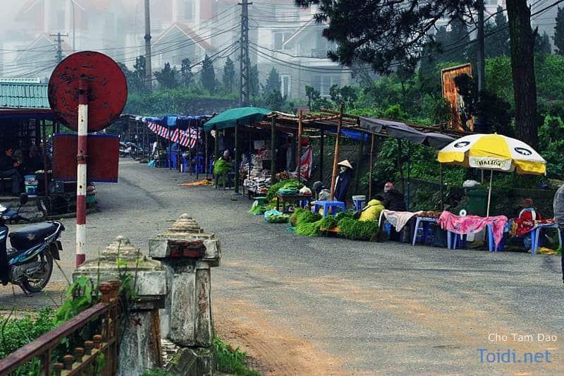 Phuot Tam Dao Du lịch Tam Đảo