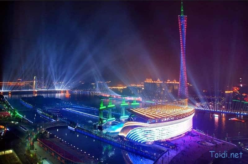 Du lịch Quảng Châu