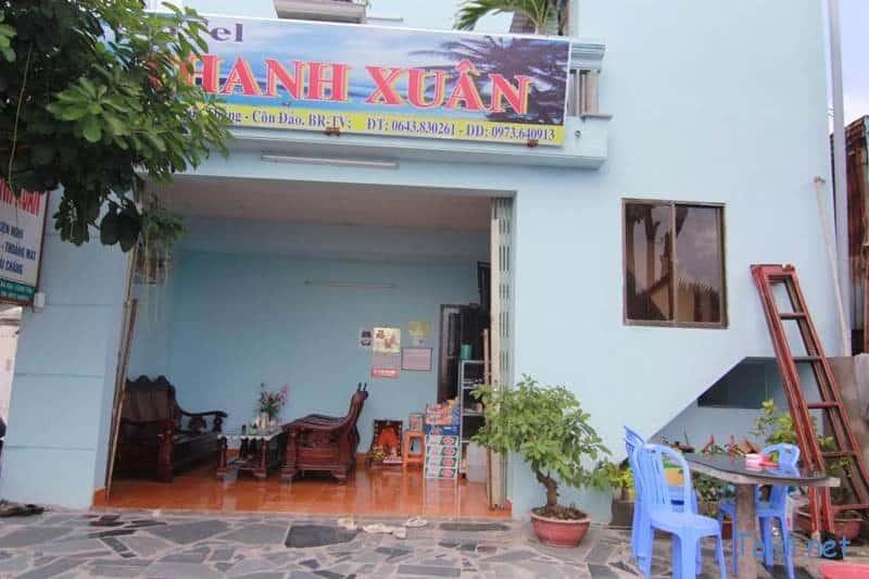 Nhà nghỉ giá rẻ tại Côn Đảo