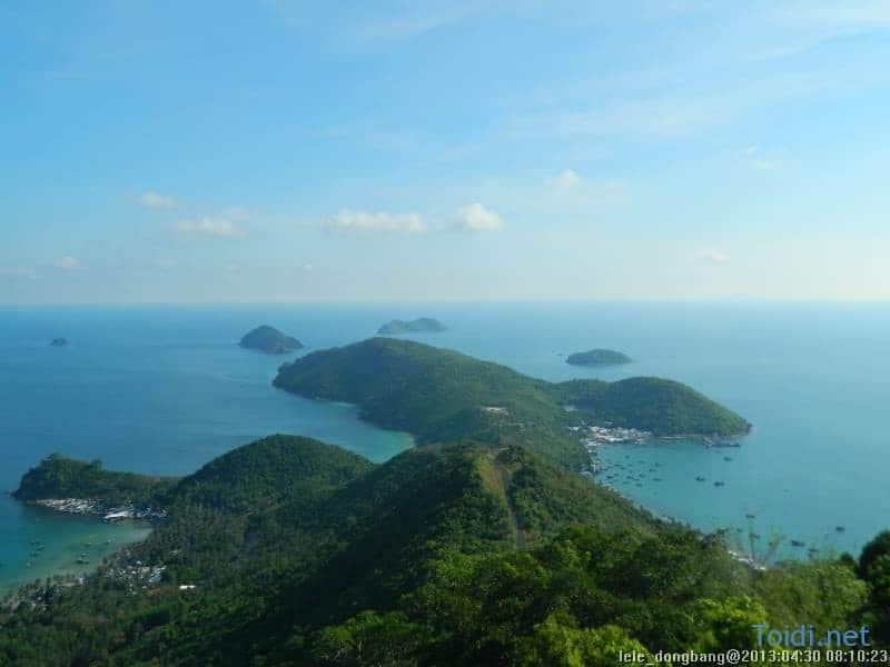 Phuot nam du Đảo Nam Du