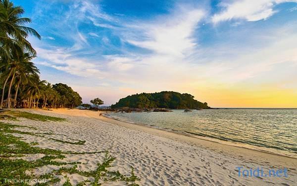 Bãi biển Langkawi