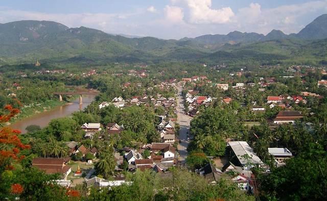du lich Luang Prabang