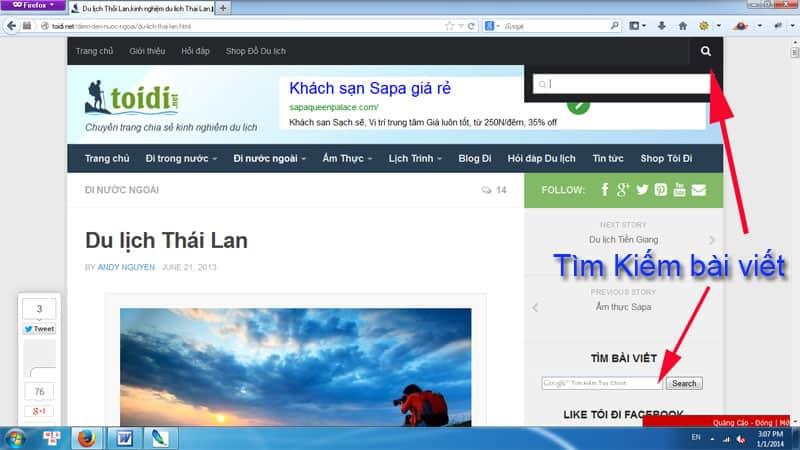 Chi dan tim bai viet Toidi.net