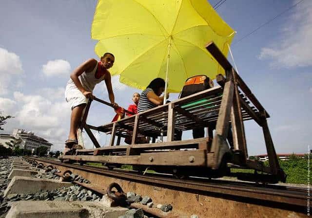 Kariton philippines Phương tiện đi lại ở Philippines