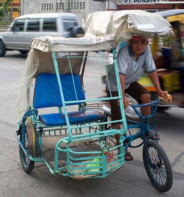 Phuong tien di lai o Philippines