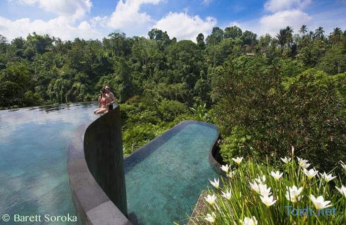 Khach san o Bali