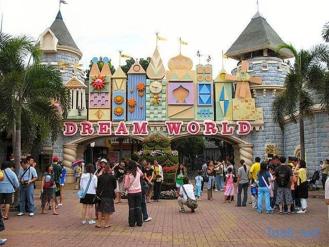 dream wolrd Bangkok