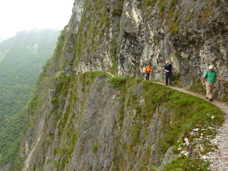 trekking o vuon quoc gia taroko