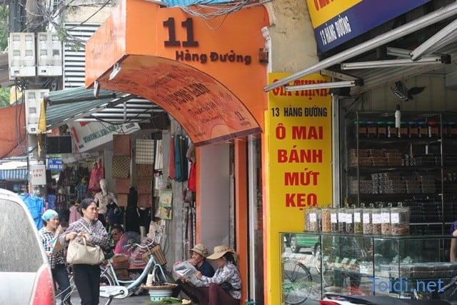 O mai Hong Lam 11 Hang Duong