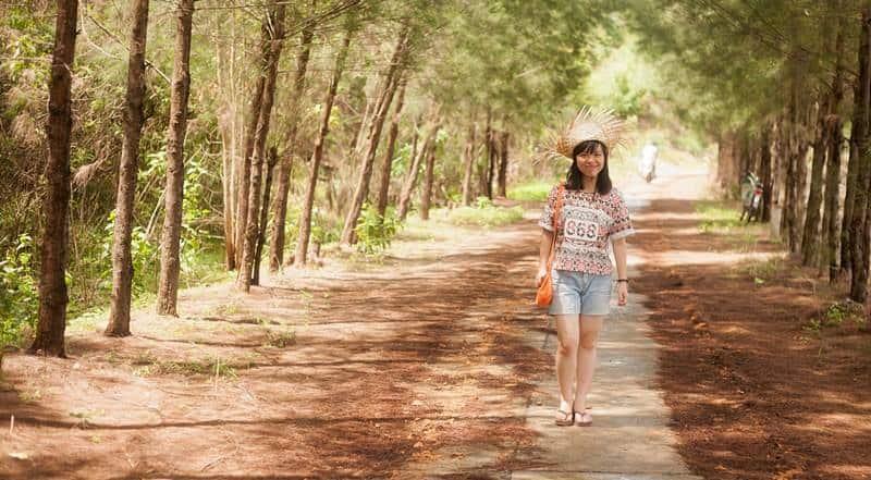 Chuyến Du lịch Đảo Quan Lạn Mùa hè 2014
