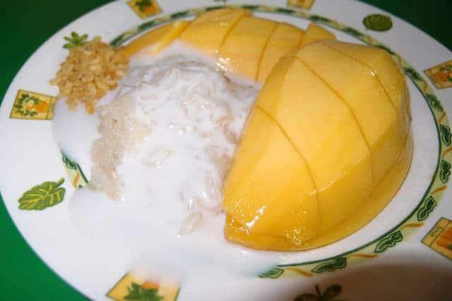 Mon ngon Thai Lan