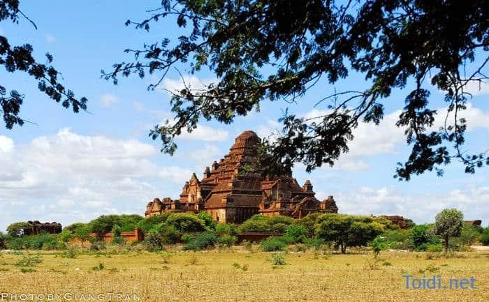 Du lich bui Bagan