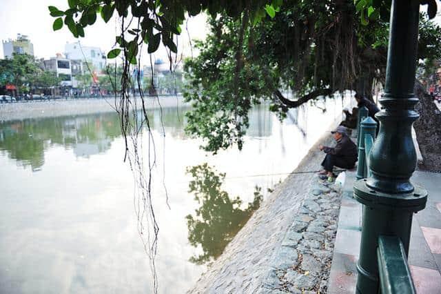 Ho Tam Bac Nilo Hoang