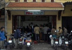 Pho Bat Dan Ha Noi