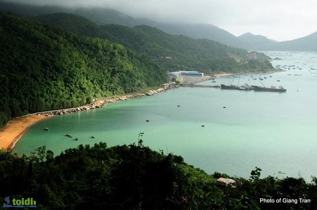 Cảng Vũng Rô Nha Trang