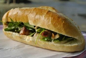 Bánh mỳ Đà Nẵng