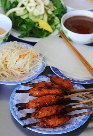 Món ăn ngon ở Huế