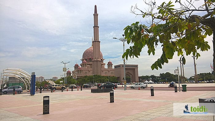 Nhà thờ Hồi giáo Putra