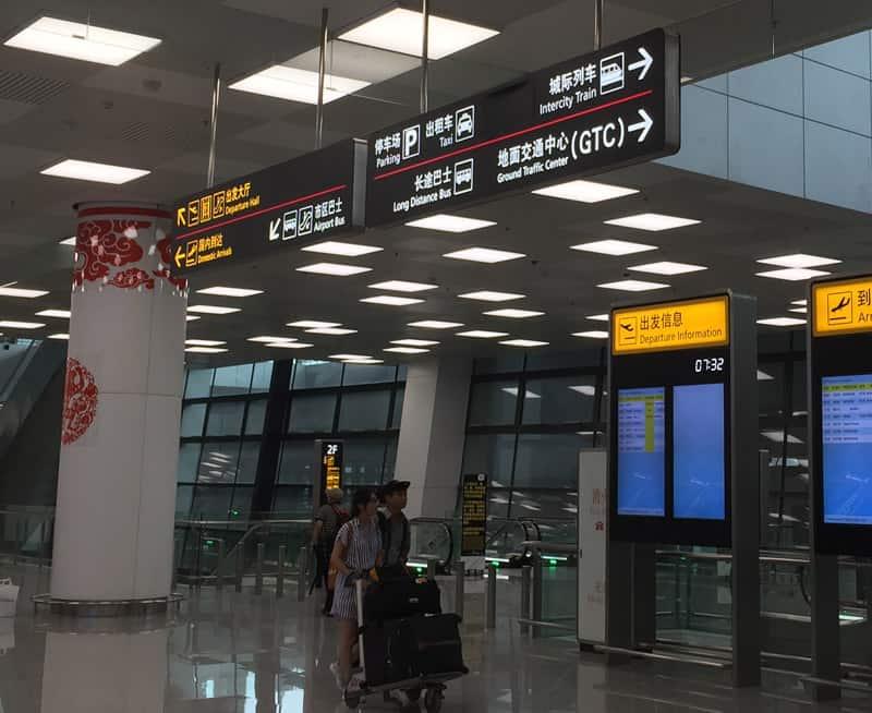 bus-zhengzhou-airport
