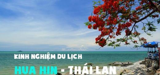Du lịch Hua Hin Thái Lan