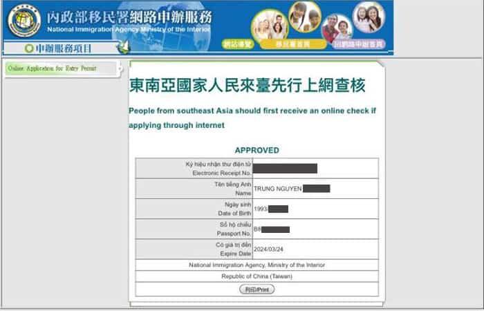 approved-visa-dai-loan