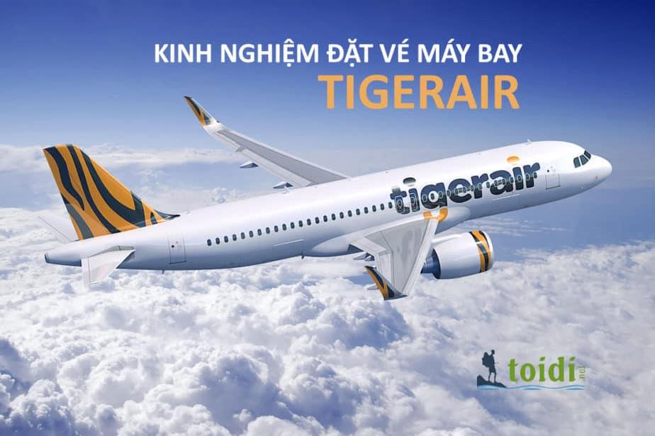 vé máy bay TigerAir