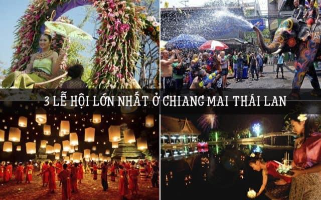 lễ hội ở chiang mai