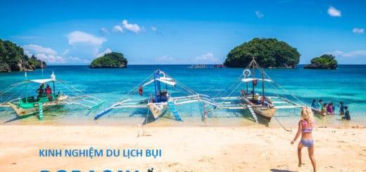 Du lịch tự túc Boracay