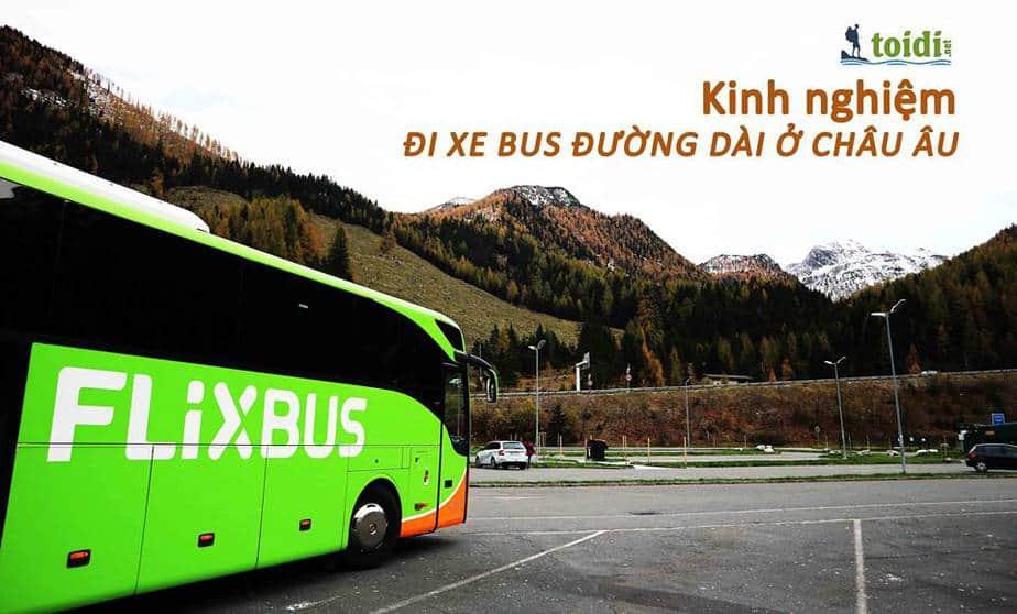 Xe bus ở châu Âu