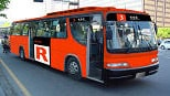 bus_red seoul