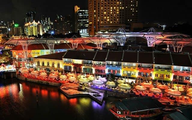Clarke-Quay-Singapore-10-diem-du-lich-singapore-e1493387959516