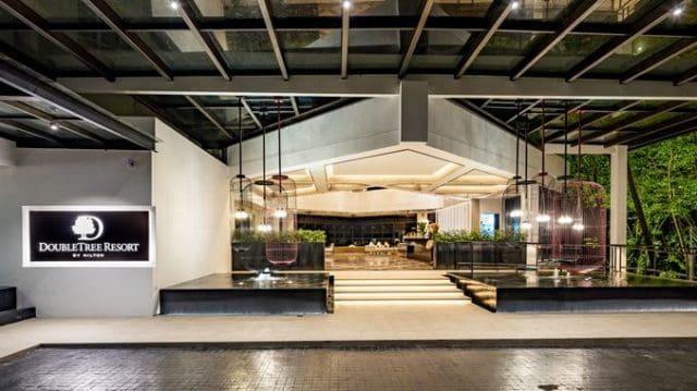 DoubleTree Resort by Hilton Hotel Penang - gợi ý khách sạn 5 sao khi du lịch Penang