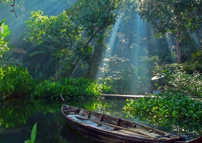 Du lịch Penang - Tropical Spice Garden