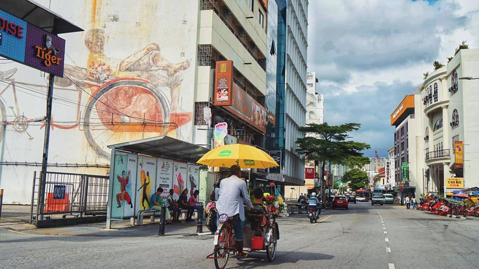du lịch Penang