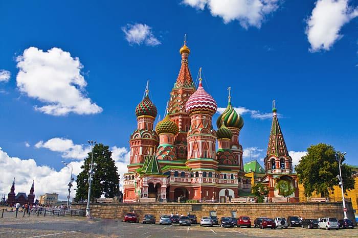 Team Du lịch Nga mùa xuân dịp nghỉ lễ 30/04/2019